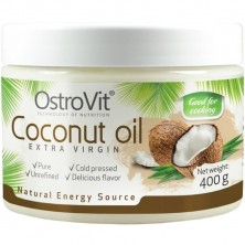 Coconut Oil 400 g Ostrovit