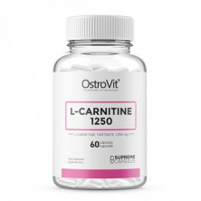 L-carnitine 1250 mg 60 caps Ostrovit