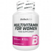 Multivitamin For Women 60 caps Biotech