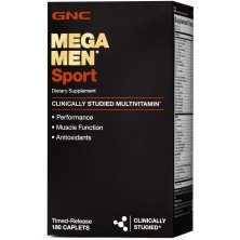 GNC Mega Men Sport (180 caps)