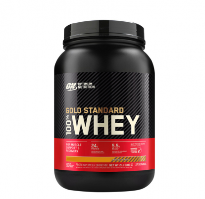 Протеины Протеин Optimum Nutrition 100% Whey Gold Standard 908 g фото