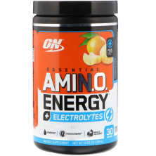 Аминокислота Optimum Nutrition Amino Energy + Electrolytes 285 грамм 30 порций