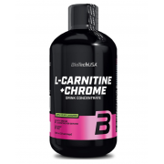 BioTech L-Carnitine 35000 + Chrome 500 ml
