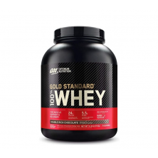 Протеин Optimum Nutrition 100% Whey Gold Standard (2.3 Kg) - Двойной шоколад