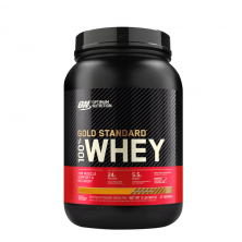 Протеин Optimum Nutrition 100% Whey Gold Standard 908 g