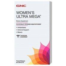 GNC Mega Womens Ultra Mega (90caps)