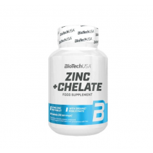 Zinc + Chelate 25 mg 60 tablets