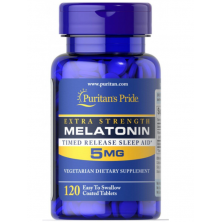 Melatonin 5 мг 120 таблеток