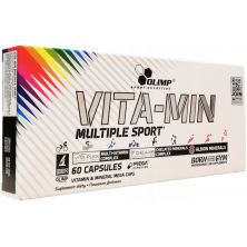 Витамины и минералы Olimp Nutrition Vita-min Multiple Sport 60 капсул
