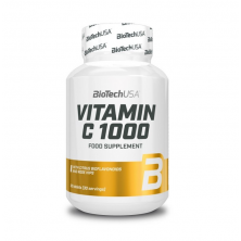 Vitamin С 1000 mg 30 caps BioTech USA