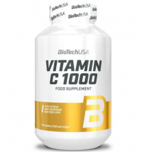 Витамин Ц Biotech USA Vitamin С 1000 mg 100 caps
