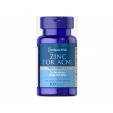 Zinc for Acne 100 tabl