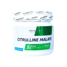 CITRULLINE MALATE (250 ГРАММ) PROGRESS NUTRITION