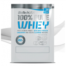 100% Pure Whey 28 gr BioTech