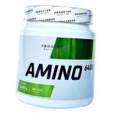 Amino 6400 300 tablets Progress Nutrition