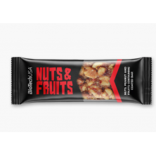 Nuts and Fruits 40g Biotech