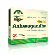 Gold Ashwagandha 30caps Olimp