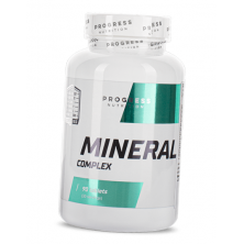 Mineral Complex 90 Tab Progress Nutrition