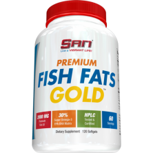 Fish Fats Gold 2000 mg 60 caps SAN