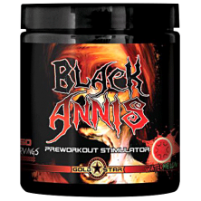 Black Annis DMAA 25 serv Gold Star