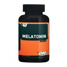 Melatonin 3mg 100 caps Optimum Nutrition