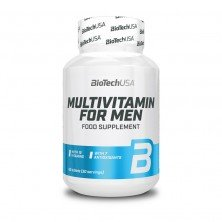 Multivitamin For Men 60 tabets BioTech USA