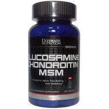 Glucosamine Chondroitin Msm 90 tabs Ultimate Nutrition