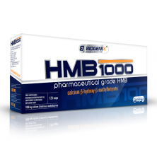 Hmb 1000 120 caps Biogenix