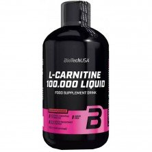Biotech L-carnitine 100000 mg Liquid 500 ml