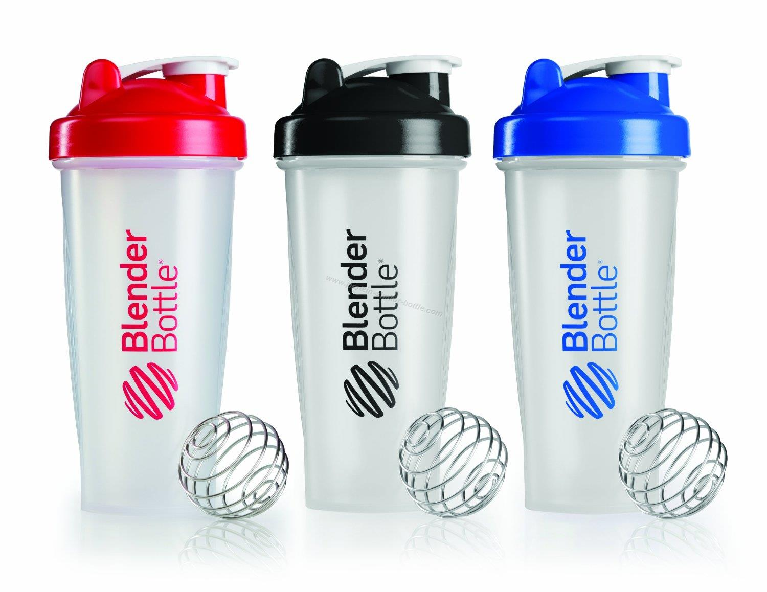 Шейкер BlenderBottle SportMixer Stainless 828ml Black-Teal BB-SMST-BLTE