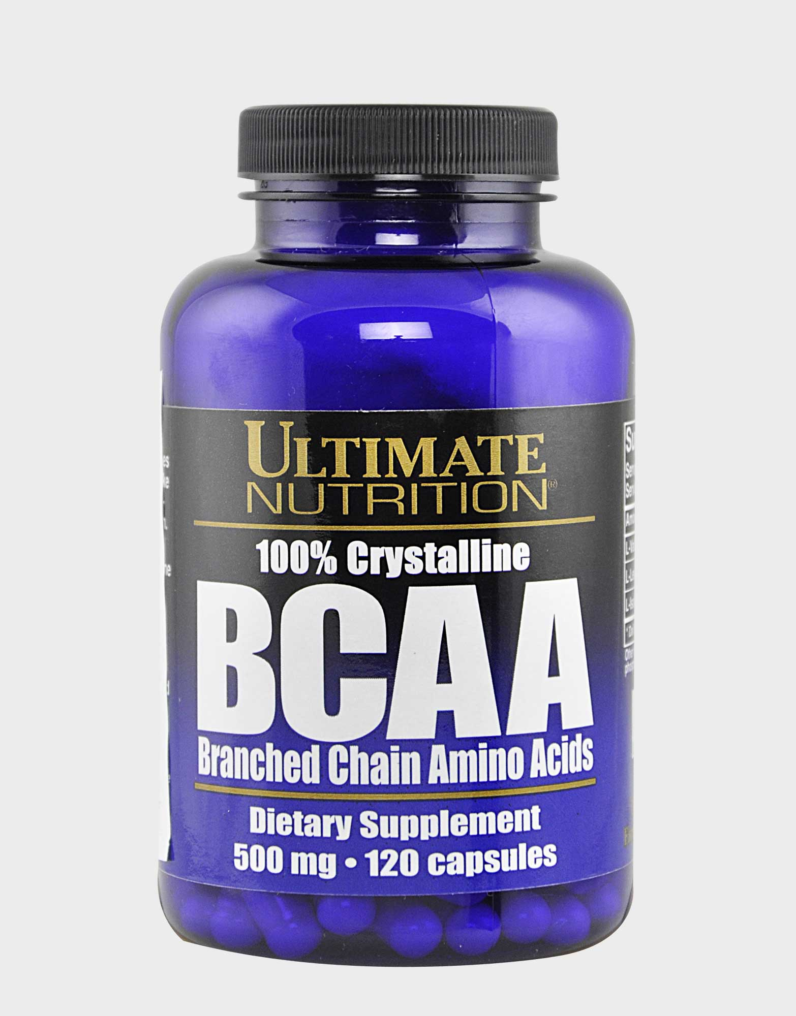 Branched Chain Amino Acids/500mg ULTIMATE NUTRITION