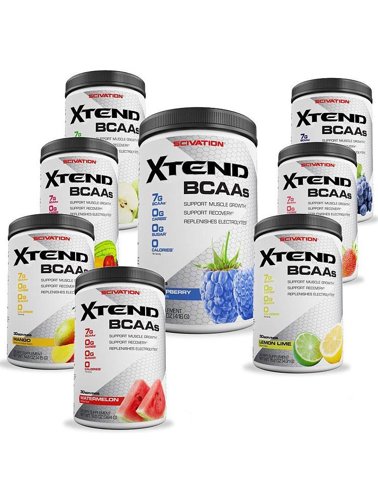 Xtend BCAA's